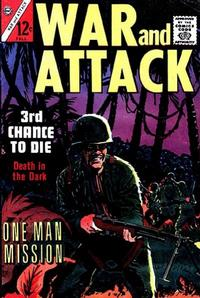 Cover Thumbnail for War and Attack (Charlton, 1964 series) #1