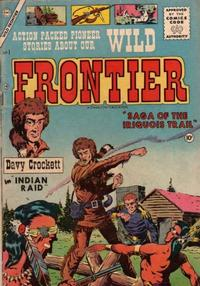Cover Thumbnail for Wild Frontier (Charlton, 1955 series) #1