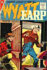 Cover Thumbnail for Wyatt Earp Frontier Marshal (Charlton, 1956 series) #15