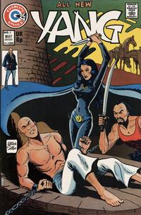 Cover Thumbnail for Yang (Charlton, 1973 series) #2