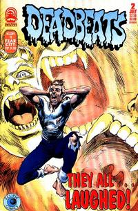 Cover Thumbnail for Deadbeats (Claypool Comics, 1993 series) #2