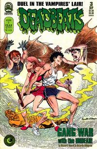 Cover Thumbnail for Deadbeats (Claypool Comics, 1993 series) #3