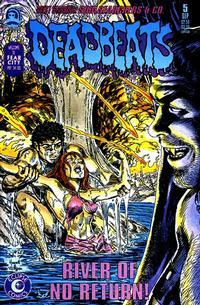 Cover Thumbnail for Deadbeats (Claypool Comics, 1993 series) #5