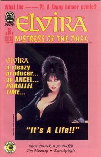 Cover Thumbnail for Elvira, Mistress of the Dark (Claypool Comics, 1993 series) #5