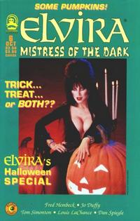 Cover Thumbnail for Elvira, Mistress of the Dark (Claypool Comics, 1993 series) #6