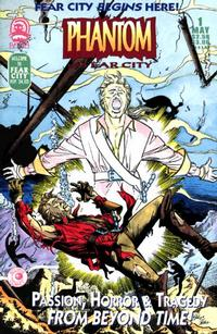 Cover Thumbnail for Phantom of Fear City (Claypool Comics, 1993 series) #1