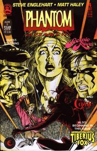 Cover Thumbnail for Phantom of Fear City (Claypool Comics, 1993 series) #4