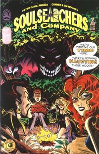 Cover Thumbnail for Soulsearchers and Company (Claypool Comics, 1993 series) #2