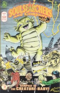 Cover Thumbnail for Soulsearchers and Company (Claypool Comics, 1993 series) #4