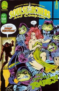Cover Thumbnail for Soulsearchers and Company (Claypool Comics, 1993 series) #8