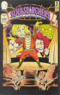 Cover Thumbnail for Soulsearchers and Company (Claypool Comics, 1993 series) #9