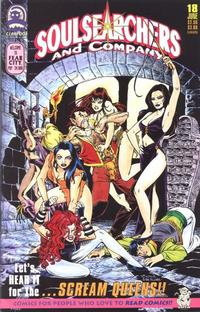 Cover for Soulsearchers and Company (Claypool Comics, 1993 series) #18