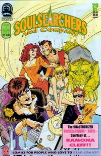 Cover Thumbnail for Soulsearchers and Company (Claypool Comics, 1993 series) #20