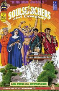 Cover Thumbnail for Soulsearchers and Company (Claypool Comics, 1993 series) #23