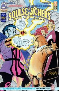 Cover Thumbnail for Soulsearchers and Company (Claypool Comics, 1993 series) #24