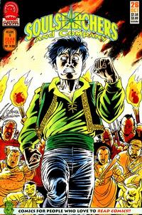 Cover Thumbnail for Soulsearchers and Company (Claypool Comics, 1993 series) #26