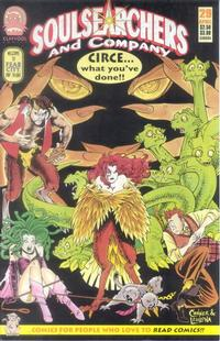 Cover Thumbnail for Soulsearchers and Company (Claypool Comics, 1993 series) #29