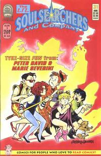 Cover Thumbnail for Soulsearchers and Company (Claypool Comics, 1993 series) #31