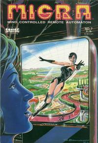 Cover Thumbnail for MICRA: Mind Controlled Remote Automaton (Fictioneer Books, Ltd., 1986 series) #7