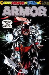 Cover Thumbnail for Armor (Continuity, 1985 series) #1 [Direct]