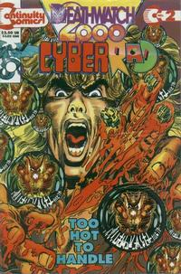 Cover Thumbnail for CyberRad Deathwatch 2000 (Continuity, 1993 series) #2