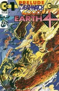 Cover Thumbnail for Earth 4 Deathwatch 2000 (Continuity, 1993 series) #1