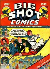 Cover Thumbnail for Big Shot Comics (Columbia, 1940 series) #2