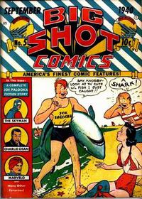 Cover Thumbnail for Big Shot Comics (Columbia, 1940 series) #5
