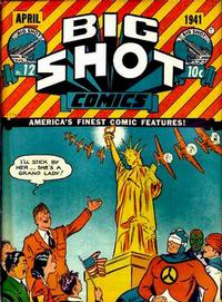 Cover Thumbnail for Big Shot Comics (Columbia, 1940 series) #12