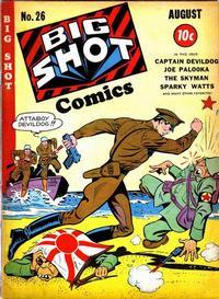 Cover Thumbnail for Big Shot Comics (Columbia, 1940 series) #26