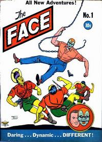 Cover Thumbnail for The Face (Columbia, 1941 series) #1