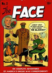 Cover Thumbnail for The Face (Columbia, 1941 series) #2