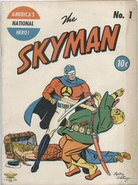 Cover Thumbnail for Skyman (Columbia, 1941 series) #1
