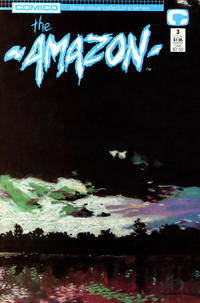Cover Thumbnail for The Amazon (Comico, 1989 series) #3