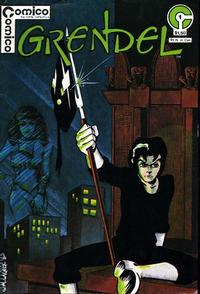 Cover Thumbnail for Grendel (Comico, 1983 series) #1