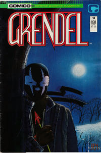 Cover Thumbnail for Grendel (Comico, 1986 series) #14