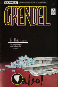 Cover Thumbnail for Grendel (Comico, 1986 series) #16