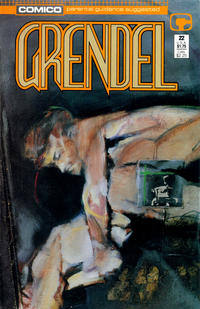Cover Thumbnail for Grendel (Comico, 1986 series) #22