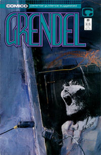 Cover for Grendel (Comico, 1986 series) #23