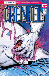Cover Thumbnail for Grendel (Comico, 1986 series) #29
