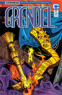 Cover Thumbnail for Grendel (Comico, 1986 series) #31