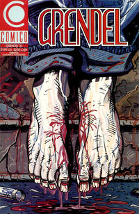 Cover Thumbnail for Grendel (Comico, 1986 series) #32