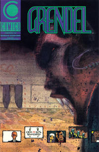 Cover Thumbnail for Grendel (Comico, 1986 series) #34