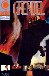 Cover Thumbnail for Grendel (Comico, 1986 series) #40