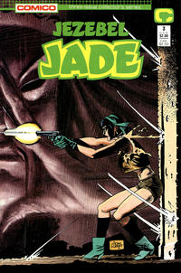 Cover Thumbnail for Jezebel Jade (Comico, 1988 series) #3