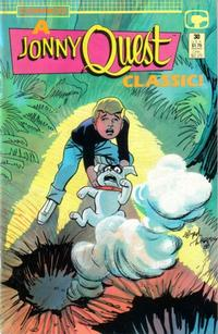 Cover Thumbnail for Jonny Quest (Comico, 1986 series) #30