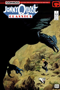Cover Thumbnail for Jonny Quest Classics (Comico, 1987 series) #1