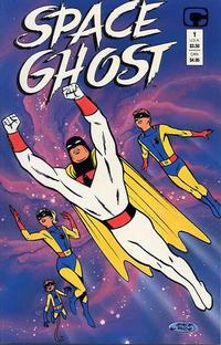 Cover Thumbnail for Space Ghost (Comico, 1987 series) #1
