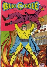Cover Thumbnail for Blue Circle Comics (Rural Home, 1944 series) #v1#1 (1)