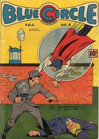 Cover Thumbnail for Blue Circle Comics (Rural Home, 1944 series) #6